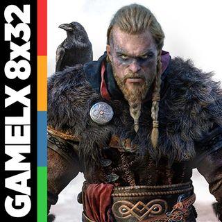 GX 8x32 - Especial Juegos de Vikingos