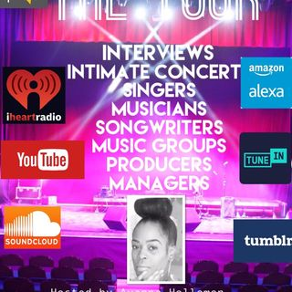 THE TOUR:HOSTED BY AYANNA HOLLOMON