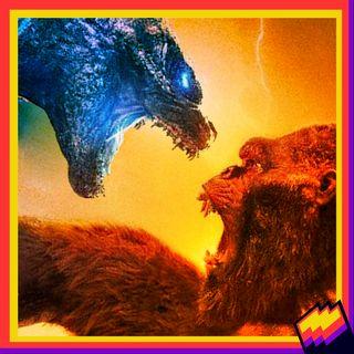 T08E10- Godzilla vs Kong: A la mierda los humanos!
