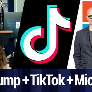 Will MS Buy TikTok? Will Trump Get a Cut? | TWiT Bits