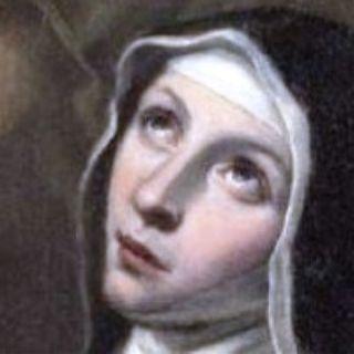 La storia di Santa Maria Maddalena de' pazzi mi sconcerta