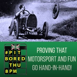 #PitBored - Tally Ho Chaps!