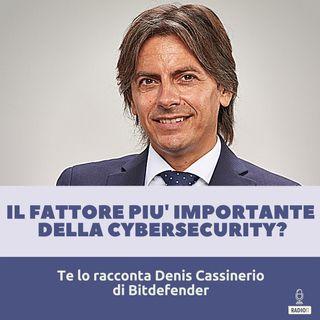 """BITDEFENDER - """"La cosa più importante della cybersecurity? Il fattore umano"""""""