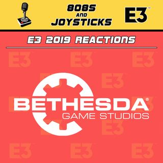 E3 2019: Bethesda BE3 Conference