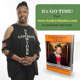 Leadership TKO™: Campaign And Book Release