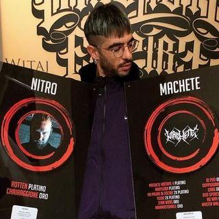 """""""Bloody Vinyl 3"""" nuovo mixtape di Machete in uscita il 2 ottobre"""