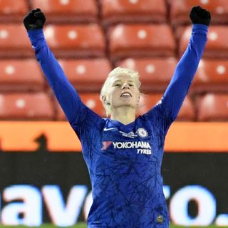The Women's Football Show: Beth England talks lockdown, foreign signings and the art of finishing
