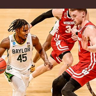 Episode 53 - Ringer's Podcast-Baylor Dominates Wisconsin and advances to the Sweet Sixteen.