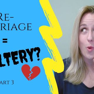 IS REMARRIAGE ADULTERY? Part 3 | 1 Cor 7:10-11 + Case Study of Herod  | Reconciliation or celibacy?!