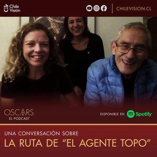 """La Ruta de """"El Agente Topo"""" con Maite Alberdi, Sergio Chamy y Marcela Santibañez"""