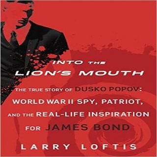 Larry Loftis Author Into The Lions Mouth