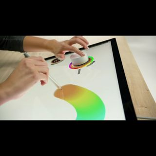Surface Studio & Surface Dial - Alessio Iafrate
