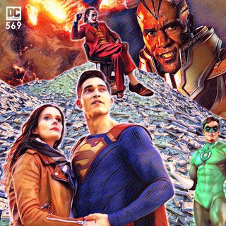 Superman and Green Lantern TV Series Announced!