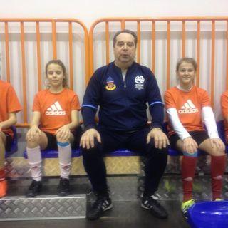 Trener Marek Anglart, prezes i założyciel kobiecego klubu piłki nożnej MUKS Praga Warszawa w RF Podcast #49