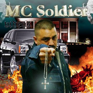 M.C.SOLDIER LIVE RADIO GOSPEL HIP HOP...AND MORE....
