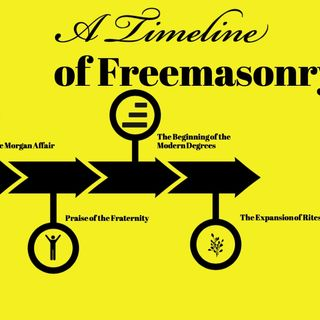 Whence Came You? - 0459 - A Timeline of Freemasonry Pt. 2