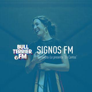 SignosFM Entrevista Ile presenta En Cantos