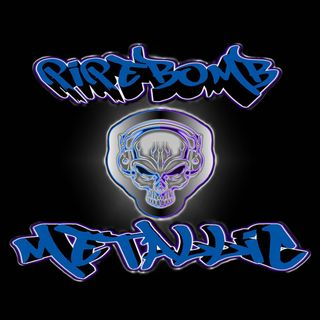 PIPEBOMB METALLIC - SHRED GUITARISTS