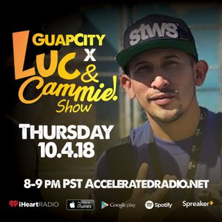 Accelerated Radio - Guapcity & Artist of the Week Ju3 Datruth 10.4.18