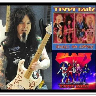 """INTERVIEW WITH JAY PEPPER OF """"TIGERTAILZ"""" ON DECADES WITH JOE E KRAMER"""