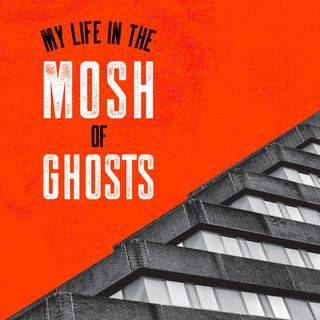 My Life In The Mosh Of Ghosts - Gig 23. Salon Graph, Nowsoc 22nd October, The Broadfield 30th November, Blitz Club 11th December, 1979