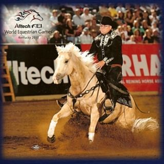 Drake Johnson - World Equestrian Games