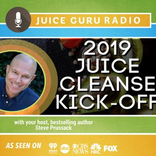 ep. 117: Juice Cleanse Kick-Off
