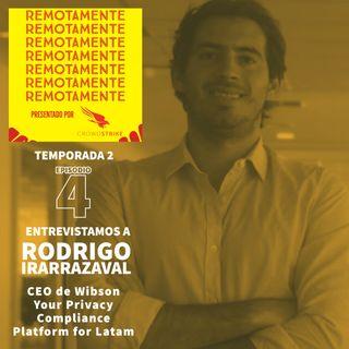 48 - Entrevistamos a Rodrigo Irarrazaval, CEO & co-Founder de Wibson.