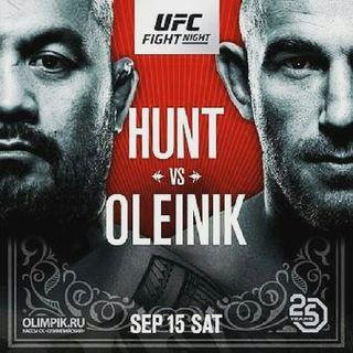 UFC MOSCOW Breakdown Part 2 + BONUS BET