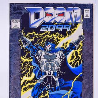 """Unspoken Issues #29 - """"Doom 2099"""" #1"""