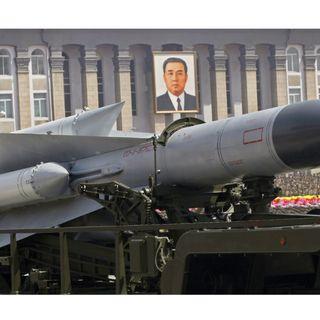 tension corea del norte
