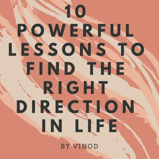 how to find the direction in life-PODCAST