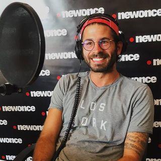 JIMEK w newonce.radio rozmowa z Jackiem Sobczyńskim 13.08.2018