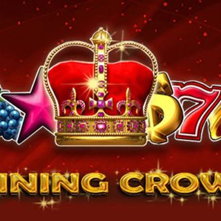 SHINING CROWN  - cel mai popular slot!