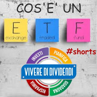 COS'E' UN ETF #shorts