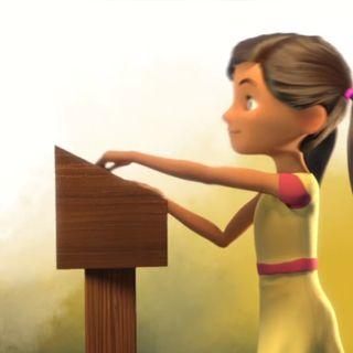 #32. Lukas ser en tegnefilm fra jw.org