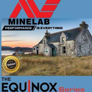 2/24/21 Andy Sabisch: New Minelab Equinox handbook and more...