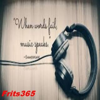 Frits365music - Let the music speak podcast 2019.31