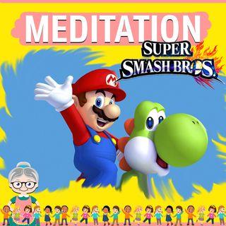 Super Smash Bros Meditation for Kids
