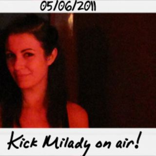 Dance to the radio - Kick Milady on air (05.06.2011)