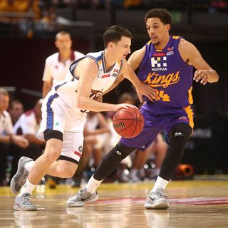 Shaun Bruce - Brisbane Bullets guard
