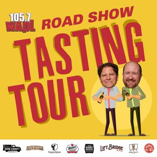 WAPL Road Show Tasting Tour - New Belgium Brewing Co. - Ft. Collins, CO / Asheville, NC