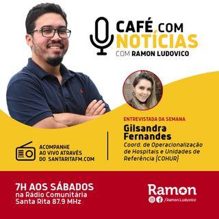 Programa Café com Notícias - 02/05/2020 - Com Ramon Luduvico