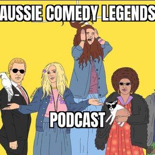 Aussie Comedy Legends