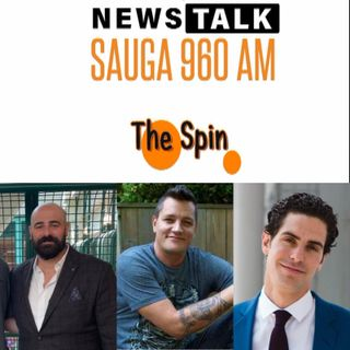 The Spin - July 7, 2020 - PSA to Anti-Maskers, Building Up vs Out & NHL's new CBA