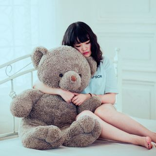 Why teddy bears are an important part of growing up