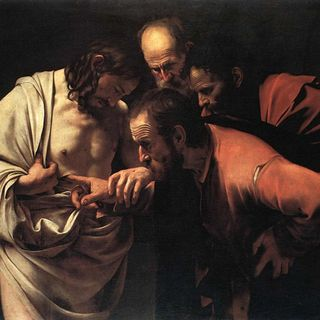 July 3 - Feast of St Thomas the Apostle - My Lord and My God