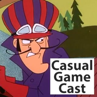 Dick Dastardly Would Kick Hannibals Ass : Casual Game Cast