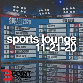 The 3 Point Conversion Sports Lounge- NBA Frenzy, NFL Coach Ray Sherman Talks Minority Coaching Opportunities, College Football Contenders
