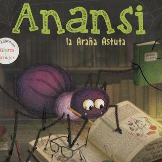 Anansi la araña astuta - Cuento #11